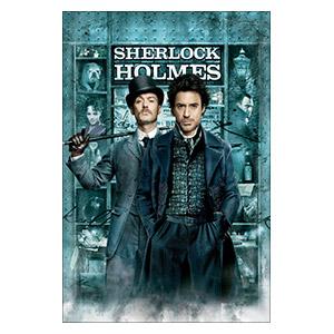 Sherlock Holmes. Размер: 20 х 30 см